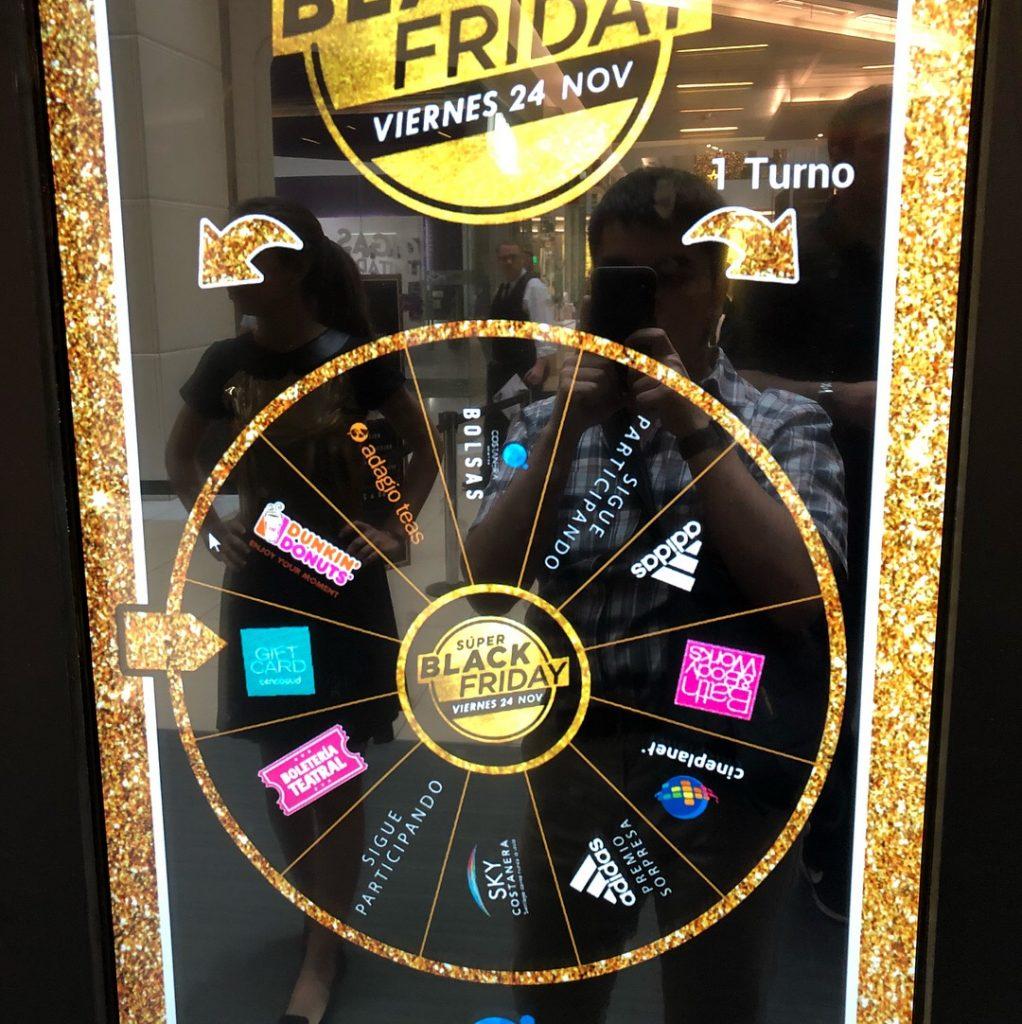 Ruleta de sorteos