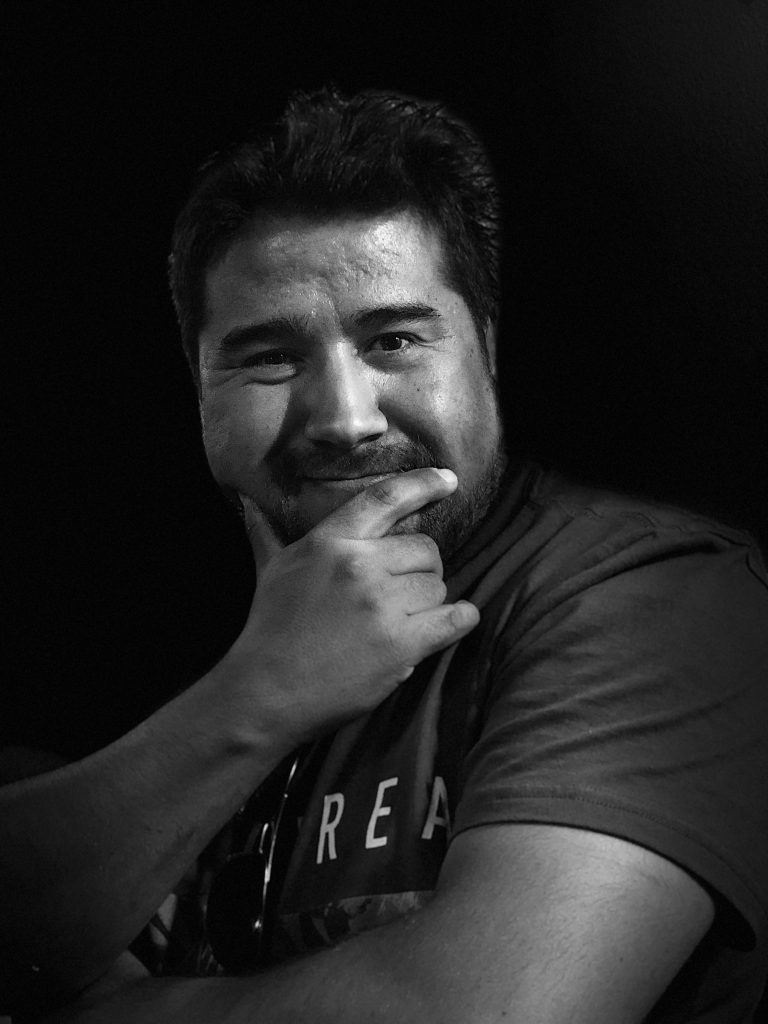 Gustavo Almuna (CCO)